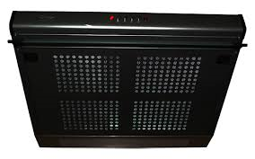 Cooker Hood HTB 601 black