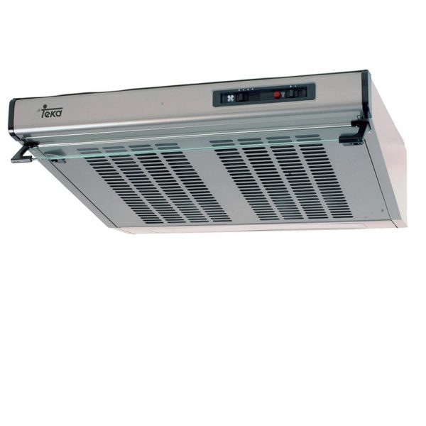Cooker Hood HTB 601 silver