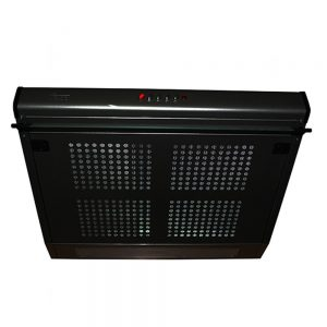 Cooker Hood HTB 602 Black