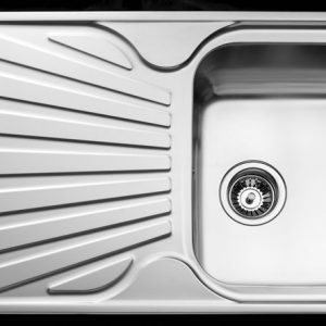 Sink stylo 1B 1D Stainless