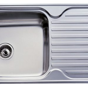 Sinks Classic 1B 1D Stainless steel
