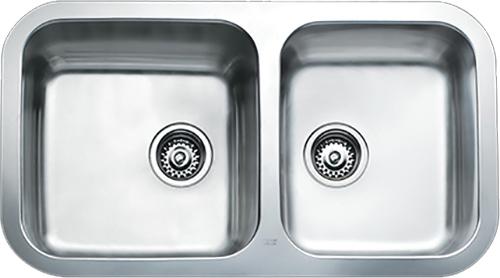 Undermount Sinks BE 2B 845 R